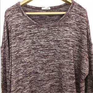 Aritzia Wilfred Free Sweater Tunic Oversized